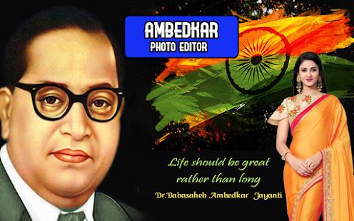 Ambedkar Jayanti Photo Frames for PC-Windows 7,8,10 and Mac apk screenshot 3
