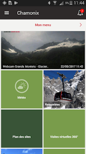 Chamonix- screenshot thumbnail