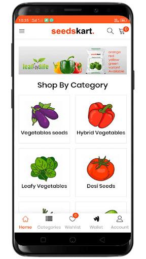 Seedskart : Buy seeds online | seeds ugaoo 4.0 screenshots 2