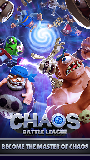 Code Triche Chaos Battle League APK MOD screenshots 4