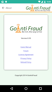 GoAntiFraud App- screenshot thumbnail