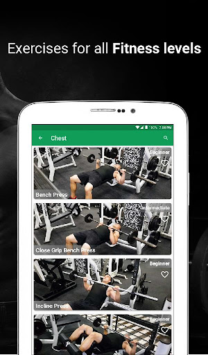 Fitvate - Home & Gym Workout Trainer Fitness Plans 6.8 screenshots 20