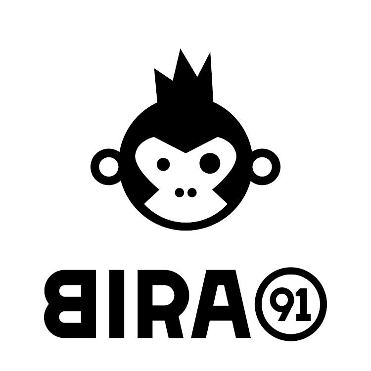 Logo of Bira 91 White