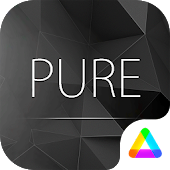 PURE Air Launcher theme