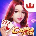 Capsa Susun Online:Poker Free icon
