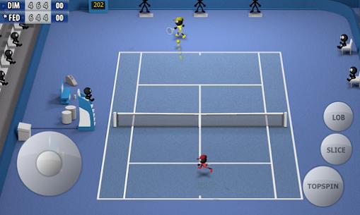 Stickman Tennis Mod Apk – Career 2