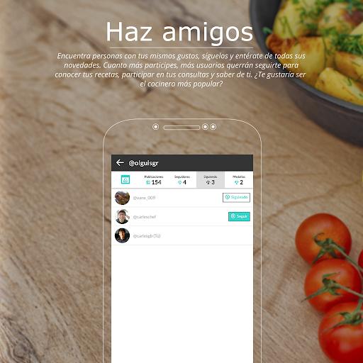 Recetas de cocina gratis u2013 Tu comunidad de cocina  screenshots 6