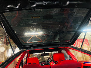 スプリンタートレノ AE86 昭和62年式GT-APEXのカスタム事例画像 F.F.R ざっくぅ(-Aさんの2021年06月13日20:21の投稿