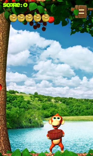無料冒险Appのモンキーフルーツキャッチ 記事Game