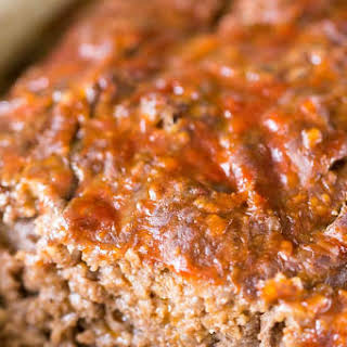 Meatloaf Without Eggs.