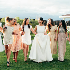 Wedding photographer Tanya Grishanova (grishanova). Photo of 20.02.2017