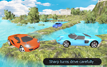 Valley car driving APK screenshot thumbnail 2