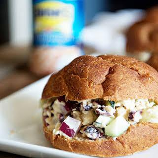 Chickpea Salad Sandwiches.