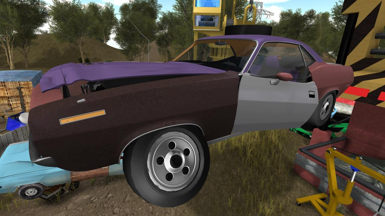 Fix My Car: Classic Muscle 2 - Junkyard Blitz! - Android Apps on ...