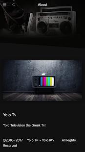 Yolo Tv screenshot