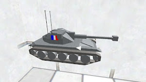 AMX ELC bis ディティールちょいアップ版