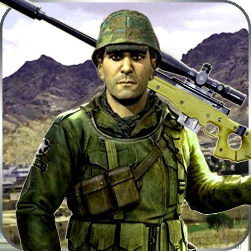 Modern Army Sniper Shoot 3D: Contract Gun Shooter