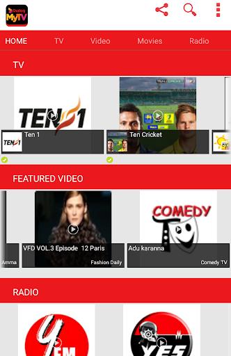Dialog MyTV - Live Mobile Tv 25 screenshots 1