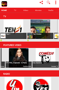 Dialog MyTV - Live Mobile Tv- screenshot thumbnail
