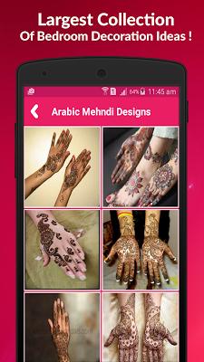 Arabic Mehndi Designs - screenshot