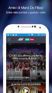 Amici Real Time- screenshot thumbnail