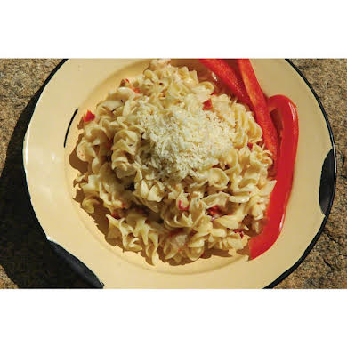 Backpackers Pantry Fettuccini Alfredo with Chicken - 2 Servings