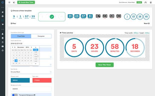 Drip and MailTimers Integration Screenshot