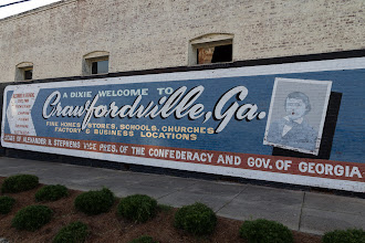 Photo: Welcome To Crawfordville