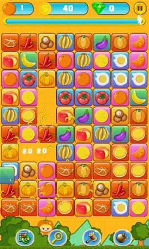 Eat Fruit link - Pong Pong 1.09 screenshots 2