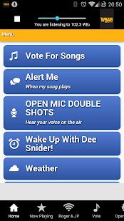 WBAB- screenshot thumbnail