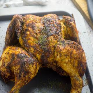 Sweet Paprika Roast Chicken.