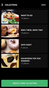 Dojo - Best stuff in London screenshot 2