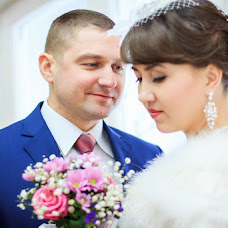 Wedding photographer Vitaliy Romanovskiy (Romanovski). Photo of 14.03.2017