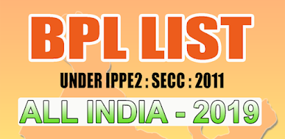 BPL List 2019 : All India - Android app on AppBrain