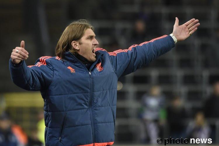 Nicolas Frutos provisoirement à la tête du Sporting