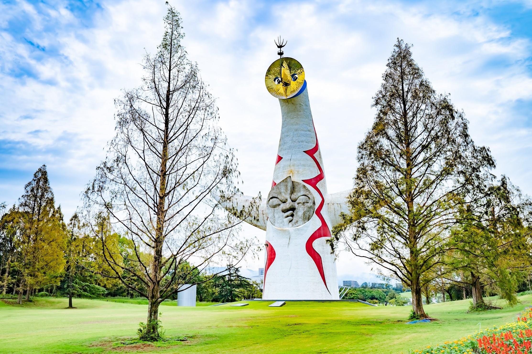 万博記念公園 太陽の塔3