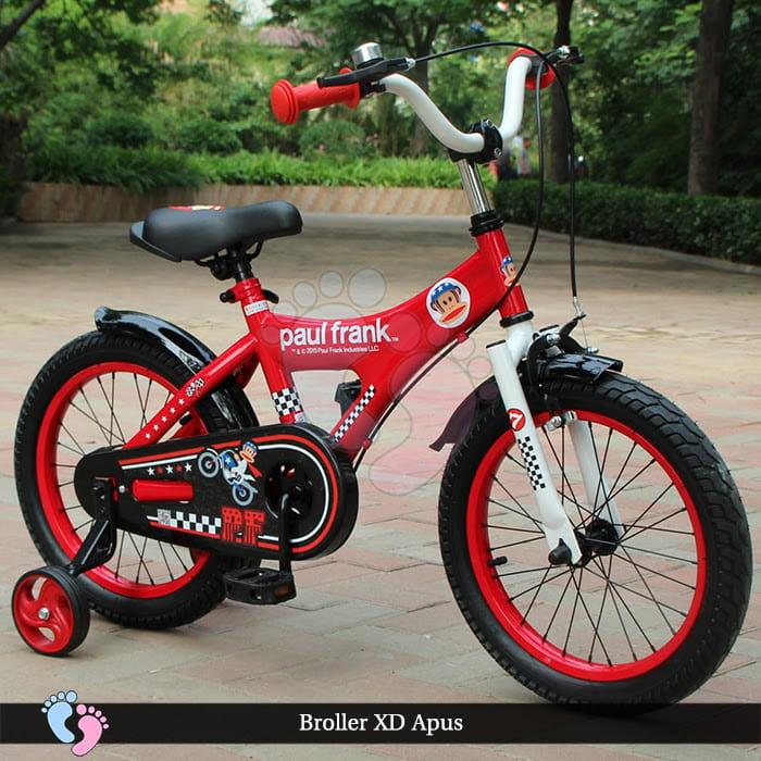 Xe đạp cho bé Broller XD Apus 3