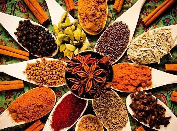 Diy 5 Spice Powder