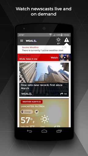 WGAL News 8 and Weather ss1