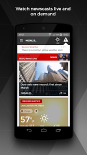 WGAL News 8 and Weather- screenshot thumbnail