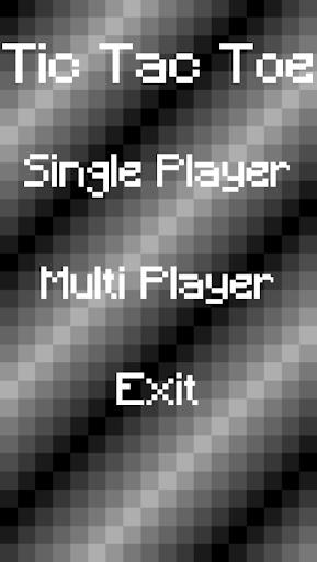 Pixel Tic-Tac-Toe