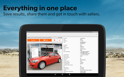 mobile.de – vehicle market Screenshot 12