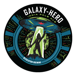 Logo of Revolution Galaxy Hero