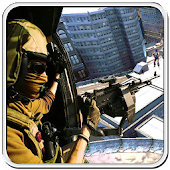 Counter Terrorist Air Strike
