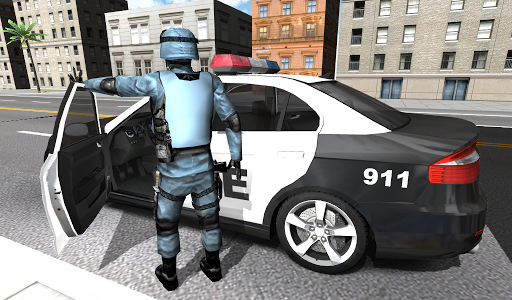 Police Car Racer 3D 8 screenshots 5