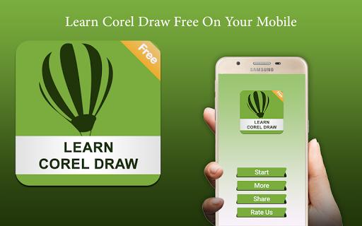 learn corel draw : free - 2019 screenshot 1