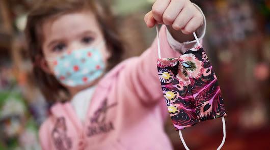 Almería tiene la mayor tasa de niños contagiados por coronavirus de Andalucía