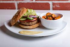 Garden Fresh Turkey Burger