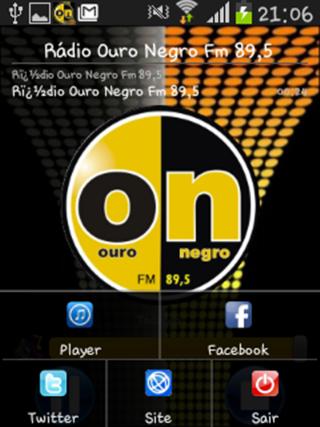 Radio Ouro Negro FM 89 5