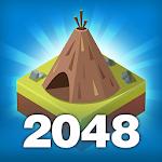 Age of 2048: Civilization City Building (Puzzle) Icon